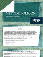 METODE POLIGON TET