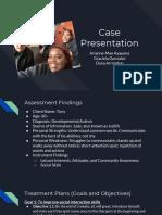 rec 453 - case presentation