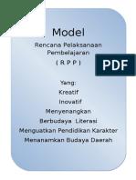 RPP Sing Inovatif