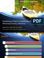 Phenol contamination