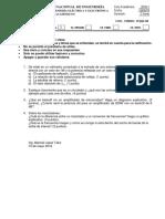 IT224 - 2da Práctica Calificada - Microondas