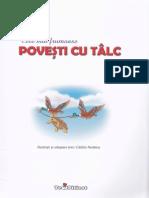 Cele Mai Frumoase Povesti Cu Talc Vol.1 - Catalin Nedelcu