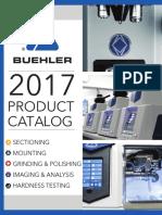 Catalog Buehler 2017