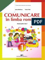 Comunicare Lb Romana  cls 1 -Victoria Padureanu, Mariana Norel