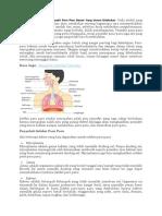 Tips Aman Mengobati Penyakit Paru Paru Basah Yang Umum Dilakukan