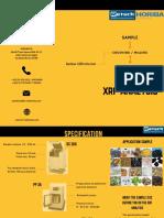 XRF Analysis