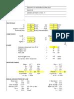 Pad Footing_F31 2.1x2.1