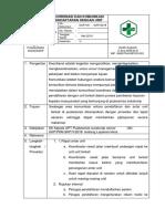 Sop Koordinasi Dan Komunikasi Pendaftaran Dengan Unit Terkait Baru