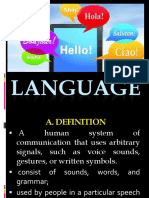 Language 13