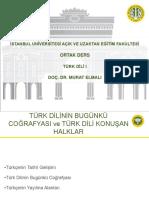 Türk Dili 1 Ders Sunumu 10