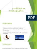 documentsyoung and rubicam psychographics