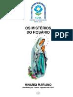 Hinário Os Mistérios do Rosário - CURA.pdf