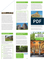 Architects, Building Design and PEFC Certified Timber