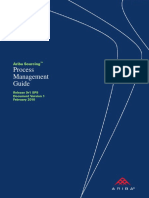Ariba Sourcing Process Management Guide - Updated Through SP9