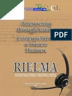 Interpreting History RIELMA 2017