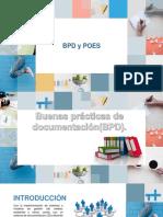 BPD Y Poes