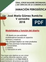 DIAGRAMACION PERIODISTICA 2018 CLASE 1.  24 DE ABRIL 2018.pptx