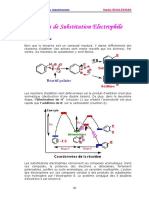 5 Substitution Electrophile 2