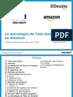 La Estrategia de Tesa Assa Abloy en Amazon