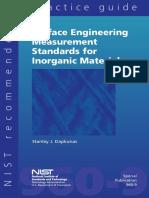 Surface Engineering Standards
