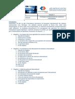 Fiche de Cour 2 Techniques de Financement Du Commerce International
