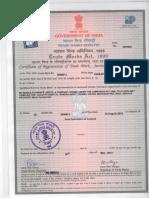 1. Trademark Registration