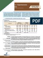 02 Informe Tecnico n02 Exportaciones e Importaciones Dic2017