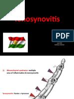 53621747-TENOSYNOVITIS-PPT.ppsx