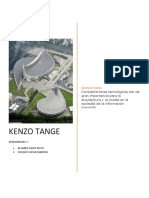 Kenzo Tange