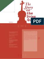 History of String Quartet
