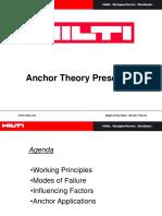 Anchor Presentation