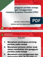 Dokumen.tips Skrining Gangguan Perilaku Remaja Dengan Kuesioner Psc 17