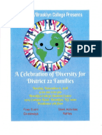 District 22 Diversity Celebration