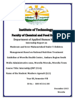 Research Proposal BDU Institute of Technology