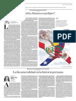 La Bicameralidad en La Historia Peruana