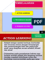 Ppt Action Learning Progressive Learning Problem Solving