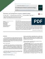 Evaluación y manejo de los pólipos gástricos