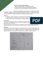 Informe simulación de mecanica de fluidos