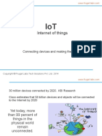 Internet of Things & Arduino