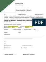 Formatos PRACTICAS 2018