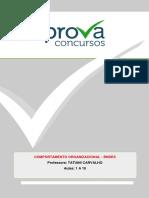 6 Comportamento Organizacional Relacoes Individuo Organizacao Motivacao Lideranca Desempenho Parte i