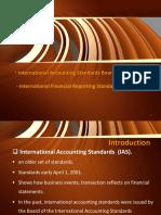 IFRS & IASB