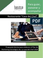 Trabajo de Marketing Caratula y Hoja Membretada
