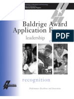 2009 Award Application Forms