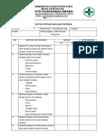 Bukti Check List Audit.docx