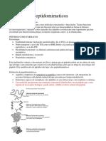 Teórico 18 Peptidomimeticos.docx