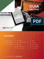 Robert Half Brazil 2019 Guia Salarial