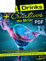 eBook Os 301 Drinks Mais Criativos Do Brasil