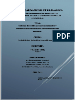 GRUPO 3 Denominacion y Clasificacion de Las Cuentas
