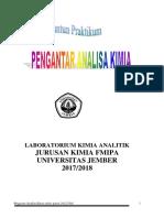 Penuntun Praktikum Pak 2017